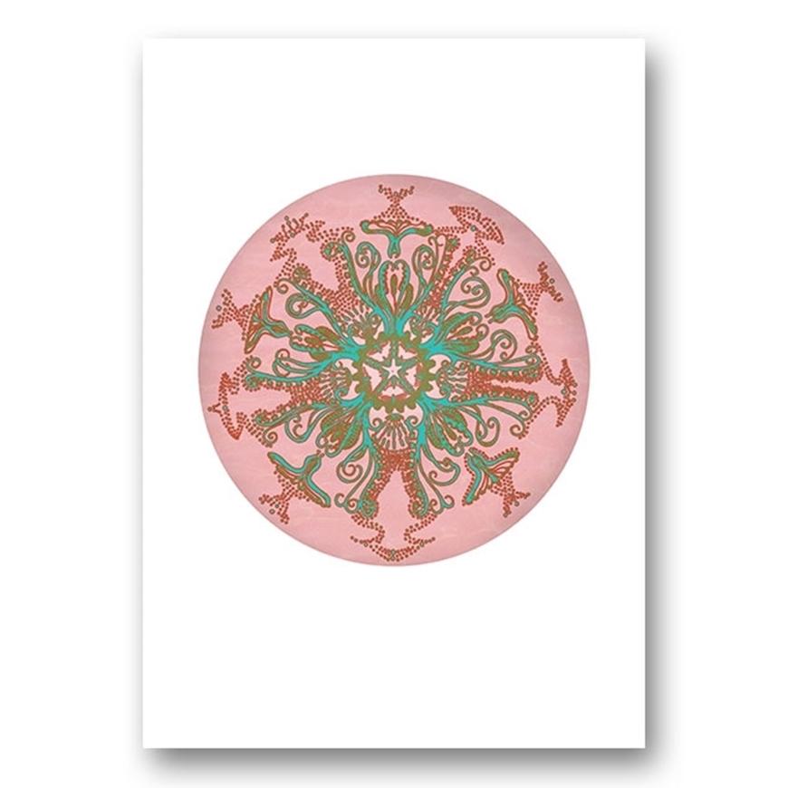Picture of Miranda Brown Print - Aphrodite Botanica