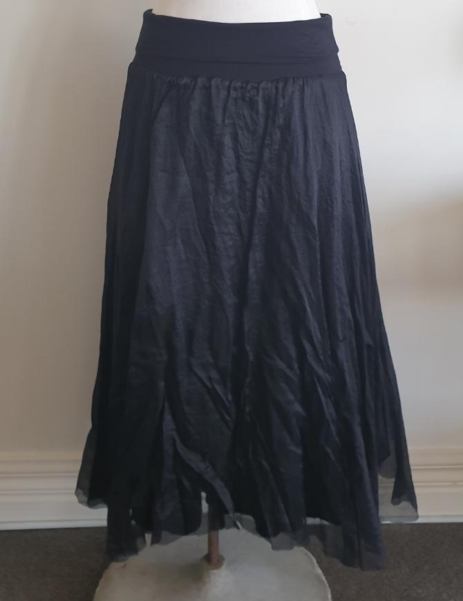 Picture of Amy Miller - Noelle Skirt (Black)