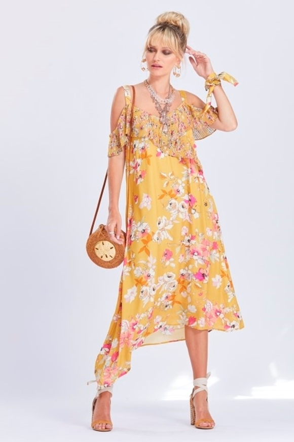 Picture of Loobie's Story - Tequilla Sunrise Dress