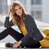 Picture of Monari - Blazer stripes Jacket